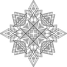 Free Mandala Coloring Pages By Monday