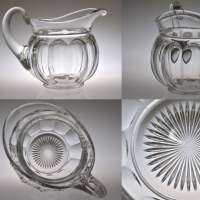 Heisey # 341-1/2 Puritan Jug -- from Glass Etch and PatternGallery.com -- database