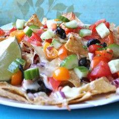 Greek Nachos: Gastronomical Sovereignty
