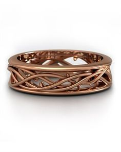 organic style rose gold - Google Search