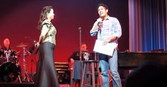 This Broadway Star Pulled A Fan On Stage. But No One Saw THIS Coming -- Whoa! - Music Videos