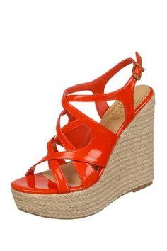 Fergie Indie Wedge Sandal