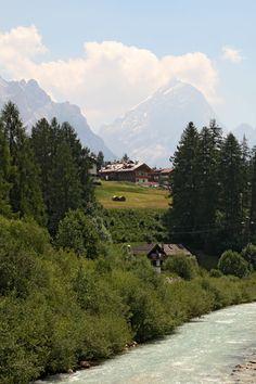 Cortina, Dolomites, Italy