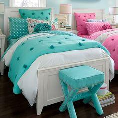 Hampton Classic Bed | PBteen