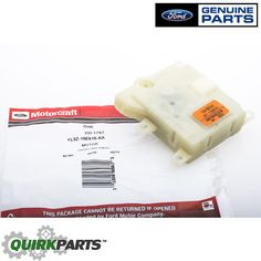 OEM NEW H/VAC Heat A/C Blend Door Actuator Ford Lincoln Mercury YL5Z-19E616-AA #Ford