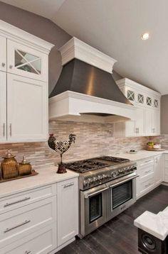 Gorgeous Kitchen Backsplash Ideas 33