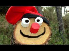 Conte Un dia al bosc: el tió d'Argençola - YouTube