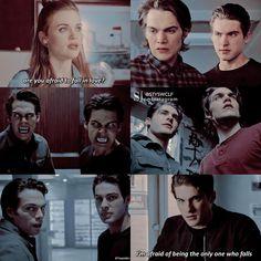 Teen Wolf Ships, Teen Wolf Boys, Teen Wolf Cast, Cody Christian Teen Wolf, Teen Wolf Memes, Sterek, Dylan O'brien, Maze Runner, In My Feelings
