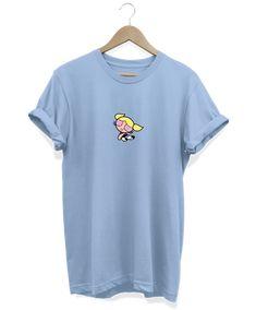 Camiseta As Meninas Super Poderosas Cute Comfy Outfits, Cool Outfits, Fashion Outfits, Camisa Emoji, Super Nana, T Shirt Painting, Vetement Fashion, Tumblr Outfits, Oversized Shirt
