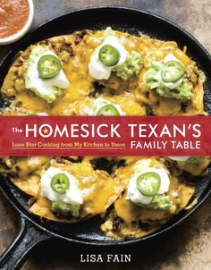 The Homesick Texan's Family Table: Lone Star Cooking from My Kitchen to Yours by Lisa Fain http://www.amazon.com/dp/B00FO61A1S/ref=cm_sw_r_pi_dp_a7wowb18ABS2A