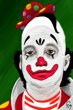 red skelton clowns - Had one of these clowns hanging in my bedroom as a little girl. His sad eyes always sort of creeped me out. Tears In Eyes, Sad Eyes, Circus Art, Circus Clown, Red Skelton Paintings, Clown Paintings, Velvet Painting, Send In The Clowns, Clowning Around