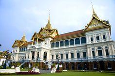 royal palace of thailand