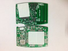 green solermask, white silkscreen, HAL with lead, copper each layer. Pcb Board, Junction Boxes, Commercial Lighting, Circuit Board, Flooring, Lights, Layers, Copper, Boards