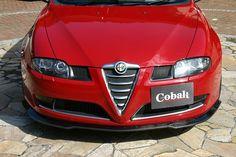 AlfaRomeo GT('04-'11) Carbon Lip Spoiler / Cobalt aero