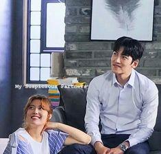Korean Actresses, Korean Actors, Suspicious Partner Kdrama, Ji Chang Wook, Best Couple, Comedy, Chinese, Romantic, Kpop