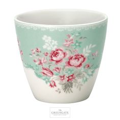 GreenGate latte cup Betty mint AW16