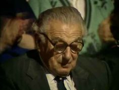 The backstory: in 1988 Sir Nicholas Winton appeared on the BBC's show That's Life . | Watch The Moment A Man Finds Out He's Surrounded By People He Saved From The Holocaust