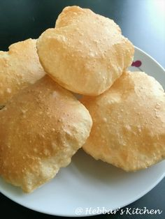 poori recipe, puri recipe crispy poori with aloo bhaji recipe with step by step photo recipe. crispy poori prepared with wheat dough for breakfast & snack Puri Recipes, Paneer Recipes, Lunch Recipes, Cooking Recipes, Diabetic Recipes, Indian Food Recipes, Vegetarian Recipes, Ethnic Recipes, Indian Snacks