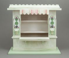 Pink and Green Market stall - inspiration
