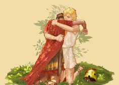 Greek Mythology Art, Roman Mythology, Achilles And Patroclus, Best Love Stories, Greek Gods, Cute Gay, Hades, Percy Jackson, Aesthetic Art