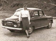 Simca Aronde (57)