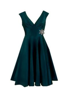 50's Style Bridesmaid Dress.  <3   One of a kind - bias cut 1930s inspired wedding dress  Designed by RetroGlam