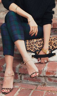 #prints + #plaid « The Chriselle Factor  by The Christelle Factor