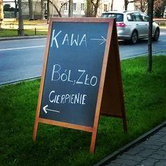 """Polubienia: 34, komentarze: 3 – Piotr Rybnik (@thefishestdrummer) na Instagramie: """"#funny #joke #humor #kawa #coffee #kawiarniaczytelnia @kawiarniaczytelnia #potykacz #bielany…"""""""