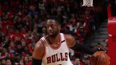 Dwyane Wade reste chez les Bulls