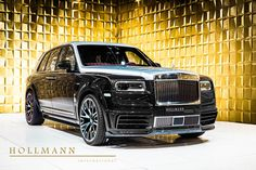 Rolls-Royce Cullinan by Mansory - Hollmann International - Germany - For sale on LuxuryPulse. New Rolls Royce, Rolls Royce Cullinan, Wide Body Kits, Head Up Display, Luxury Suv, Cool Motorcycles, Mykonos, Germany, Join