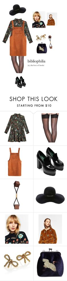 """""""Sarah"""" by les1 ❤ liked on Polyvore featuring Samantha Pleet, Dora, Eugenia Kim, Marc Jacobs, boho and fashionset"""