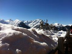 Auch im Skigebiet Flachauwinkl-Zauchensee-Kleinarl  Wonderfull and sunny day in ski are Flachauwinkl-Zauchensee-Kleinarl