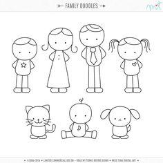 Family Doodles ·CU·