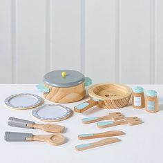 George Home Wooden Cooking Set | Toys & Character | George