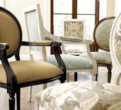 More Louis chairs..
