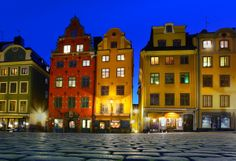 20 Best Cities for Nightlife Around the World – Fodors Travel Guide Welcome To Sweden, Travel Sights, Varanasi, Best Cities, Little Houses, Night Life, Castle, Around The Worlds, Russia