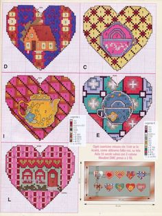 <3 @Nasreen Tamimi Nabaoui  - I've decided to go with a 'patchwork' heart theme for the RR. Have found quite a few patterns that I like. Now I just have to choose one that I like best! Sooooo happy and excited!!!