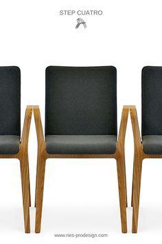 Form Design, Modern, Chair, Furniture, Home Decor, Beige, Fine Dining, Banquet, Wood And Metal