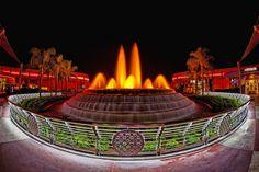 Walt Disney World - EPCOT - Fountain of Nations