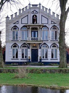 Villa Flora Nieuw-Buinen - Flora (villa Nieuw-Buinen) - Wikipedia