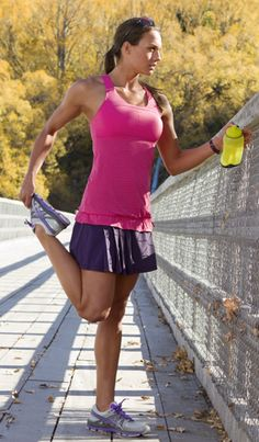 Skills & Drills Outfit | Athleta Fall 2012 Collection MVP