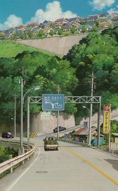 Spirited Away (2001) #ghibli #anime #cel #千と千尋の神隠し #miyazaki