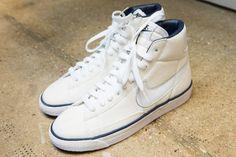 #Nike #APC Blazer for SS14 #shoes