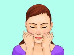 Apply This Japanese Massage On Your Face To Tone Up Your Facial Muscles And Look 10 Years Younger - Jozeen Facial Yoga, Facial Muscles, Face Massage, Massage Oil, Massage Facial Japonais, Cheek Lift, Facial Bones, Face Yoga Exercises, Japanese Massage