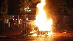 La fiesta organizada por Facebook deja decenas de heridos y lesionados