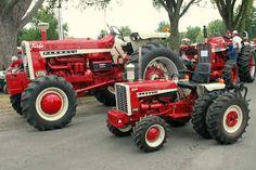 The Little Tractor Co - Custom half scale farm tractors