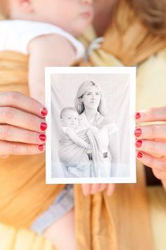 the sling diaries: carolee and emerson babywearing history #sakurabloom