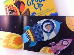 Just arrived 'When I Grow Up' written by Ella Clarke and illustrated by Claire Chrystall!