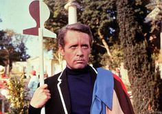 Patrick Joseph McGoohan, American-born actor, brought up in Ireland & Britain, where he established an extensive stage & film career, with his most notable roles in the 1960s television series Danger Man (renamed Secret Agent when exported to the US), & The Prisoner, which he co-created) 1928-2009