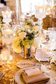 Photography: Lilian Haidar Photography - lilianhaidar.com  Read More: http://www.stylemepretty.com/2014/06/05/traditional-ballroom-wedding-6/